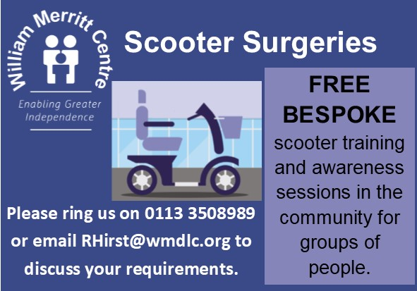 William Merritt Centre – Scooter Surgeries